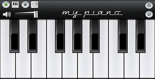 دانلود Real Piano FULL نرم افزار پیانو اندروید
