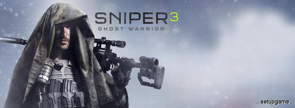دانلود کرک بازی Sniper Ghost Warrior 3-BALDMANبا لینک مستقیمبرای PC