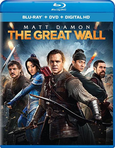 دانلود فیلم دیوار بزرگ چین The Great Wall 2016