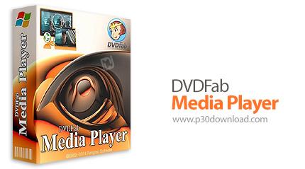 دانلود DVDFab Media Player Pro v3.1.0.0 - نرم افزار پخش ویدئو و آهنگ