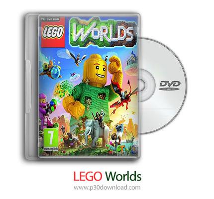 دانلود Lego Worlds - بازی دنیای لگو