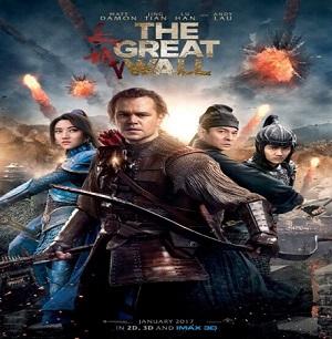 دانلود فیلم دیوار بزرگ The Great Wall 2016 دوبله فارسی