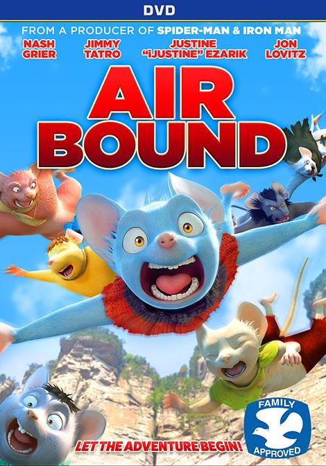 دانلود دوبله فارسی انیمیشن گامبا Air Bound 2016