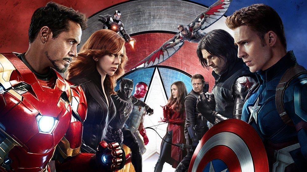 دانلود تریلر فیلم کاپیتان آمریکا جنگ داخلی ٢٠١٦