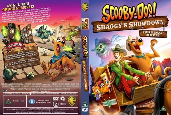 دانلود فیلم Scooby-Doo! Shaggys Showdown 2017