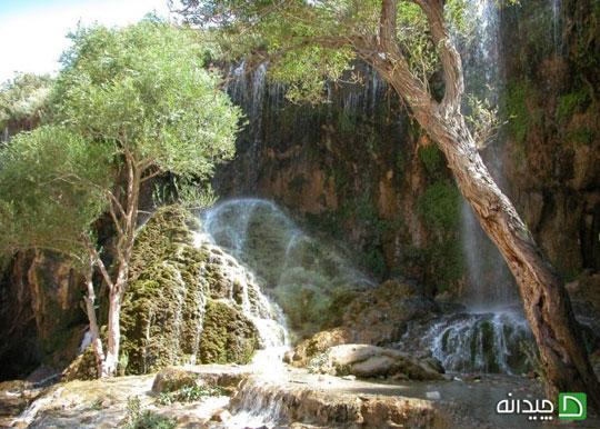 بهشت دیدنی در ایران برای سفرهای اردیبهشتی