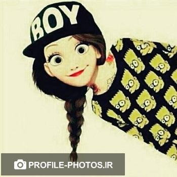 عکس پروفایل دخترونه خاص ، زیبا و جذاب