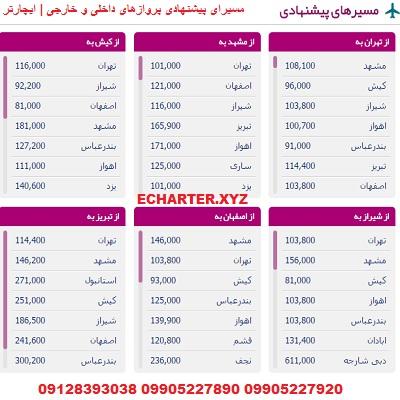 خرید بلیط هواپیما تهران مشهد + خرید بلیط هواپیما لحظه اخری تهران مشهد + چارتری ارزان قیمت از تهران ب�