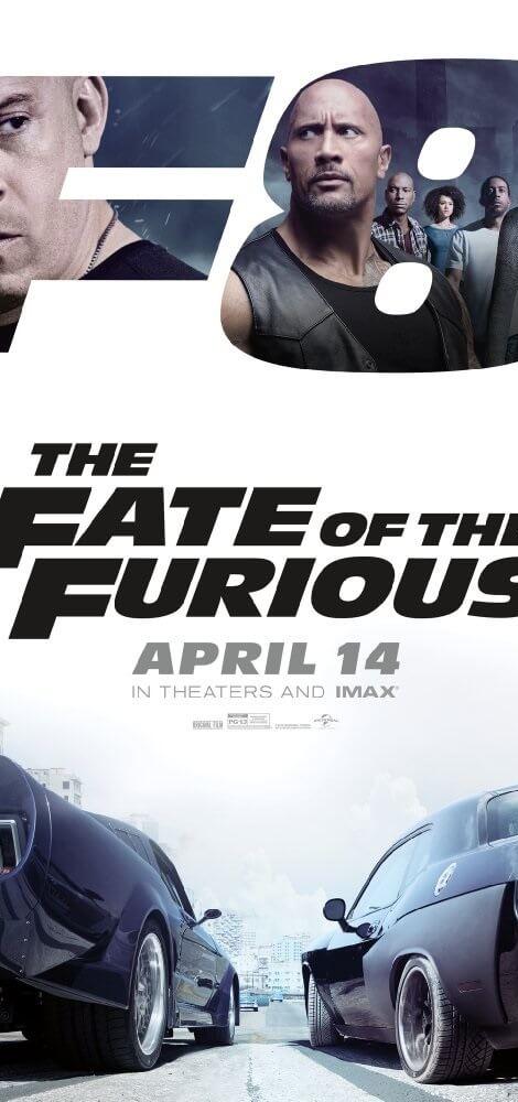 دانلود دوبله فارسی فیلم سریع و خشن The Fate of the Furious 8 2017