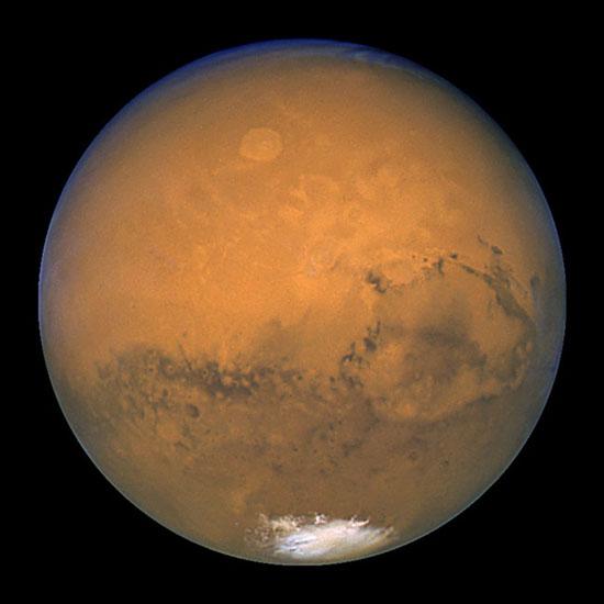 چگونه مریخ می تواند مرگ آفرین شود؟