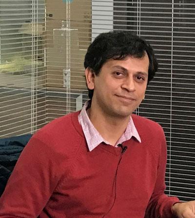 محمد مهدیان؛ یک ایرانی ساکن در گوگل