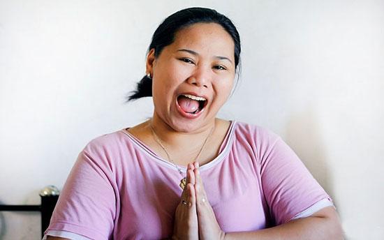 فواید یوگای خنده برای بدن