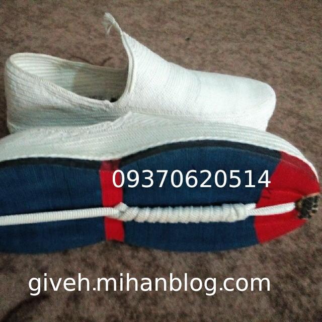 کفش ضد عرق و ضد بو 09370620514