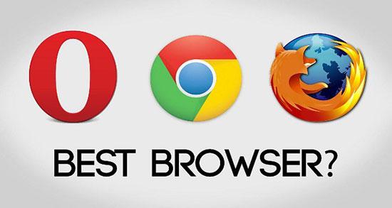 بهترین مرورگرهای ویندوز برای خوره های اینترنت