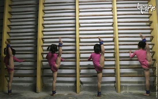 مدرسه ورزش چینی؛ آموزش یا شکنجه؟
