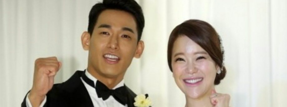 هفته اینده خانواده Baek Jiyoung  به اولین فرزند خودشان خوش امد میگویند
