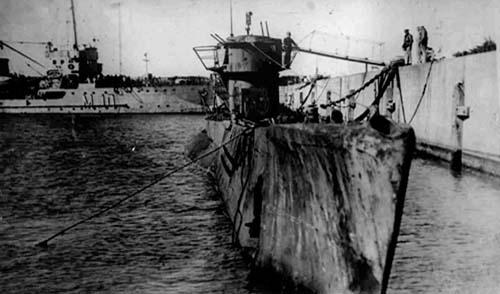 رازهای زیردریایی U977 آلمان نازی