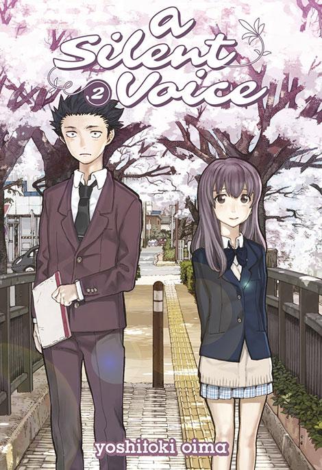 دانلود انیمیشن ژاپنی صدای خاموش A Silent Voice 2016