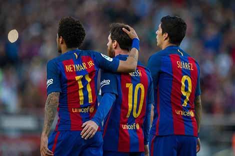 نتیجه بازی بارسلونا و ایبار 31 اردیبهشت 96 | فیلم خلاصه و گلها