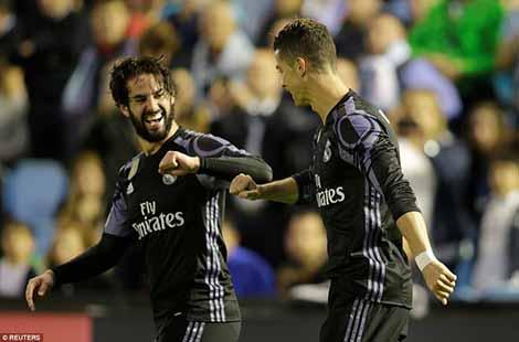 نتیجه بازی رئال مادرید و مالاگا 31 اردیبهشت 96 + خلاصه بازی