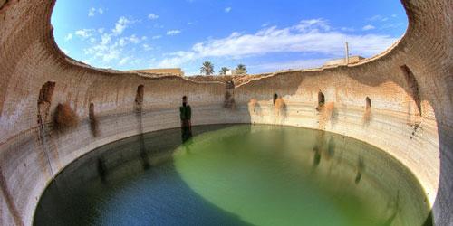 خانه ای برای آب؛ تاریخچه آب انبارهای ایران