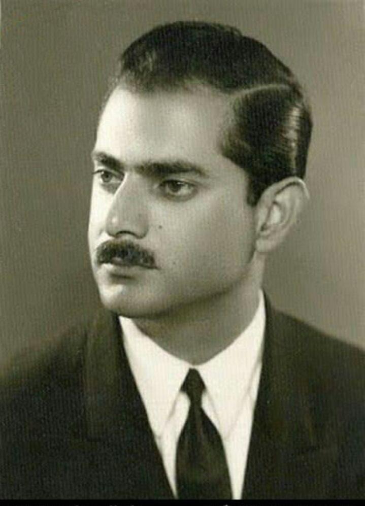 آهنگ نفرین بر مستی از ناصر مسعودی