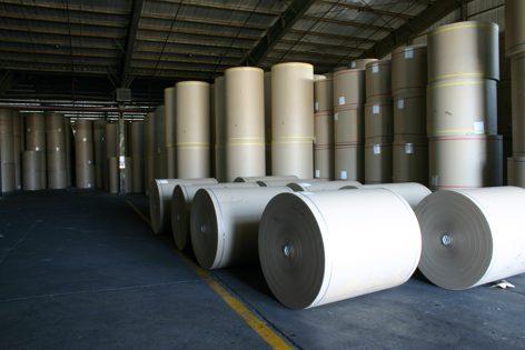 طراحی ایجاد تولید خمیرکاغذ از باگاس
