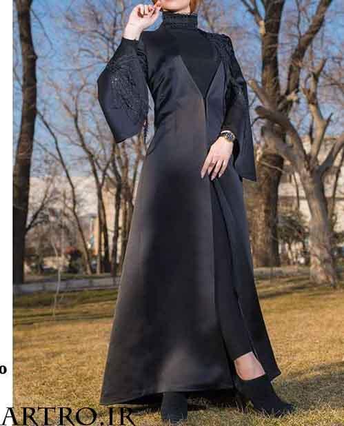 مدل مانتو مجلسی 2018