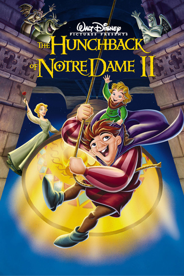 دانلود فیلم The Hunchback of Notre Dame II 2002