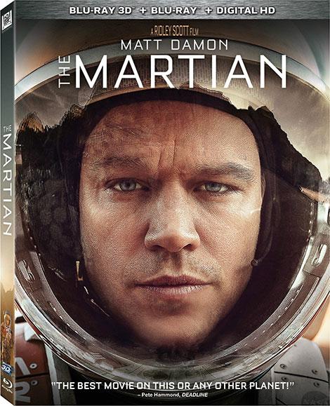 دانلود فیلم مریخ 2015 با دوبله فارسی