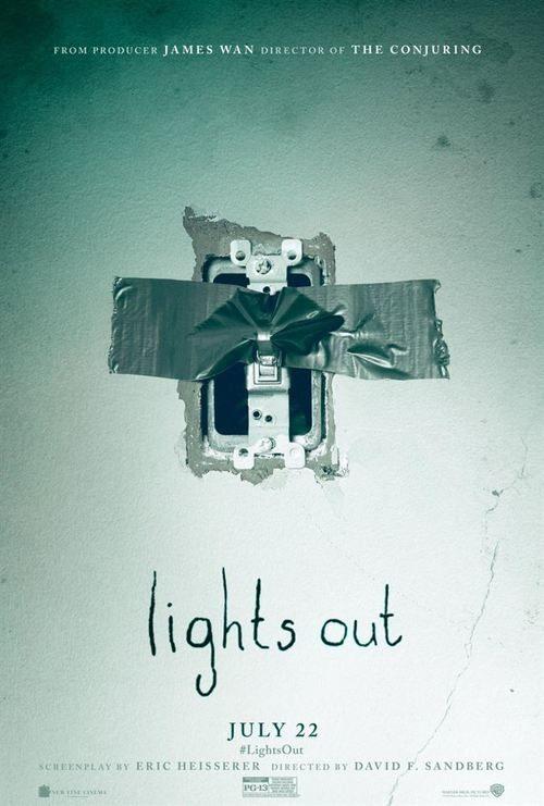 دانلود فیلم Lights Out 2016