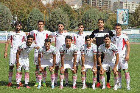 نتیجه بازی جوانان ایران و پرتغال 6 خرداد 96 + خلاصه بازی