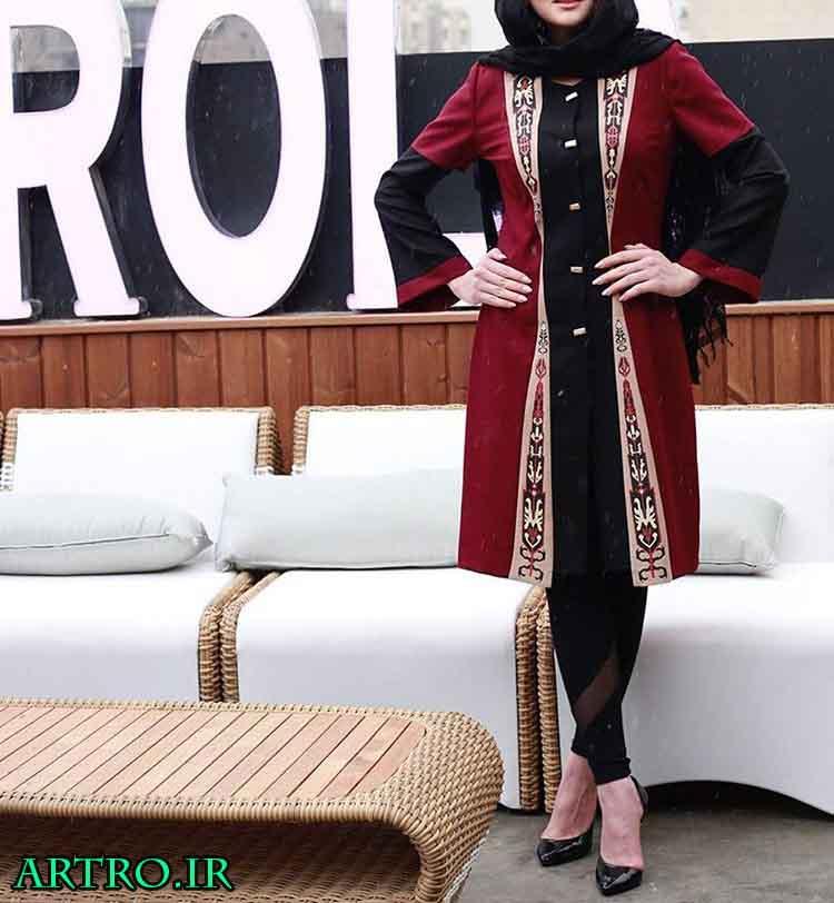 جدیدترین مدل مانتوی دخترانه 2017-2018