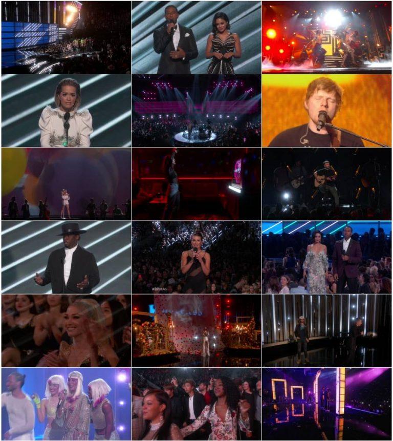 دانلود مراسم جدید The 2017 Billboard Music Awards