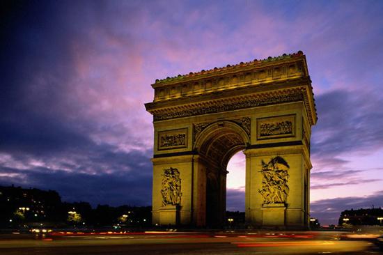 قوی ترین های اروپا در جذب گردشگر