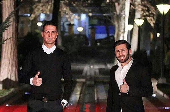 در آرزوی دیدار با مسی و رونالدو!