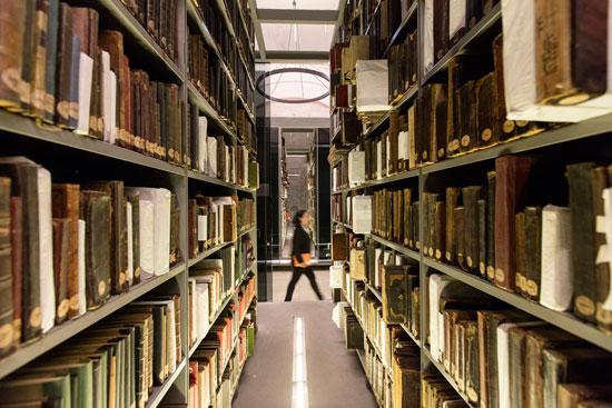 درباره کتابخانه دولتی بایزید؛ تعامل بدیع و قدیم