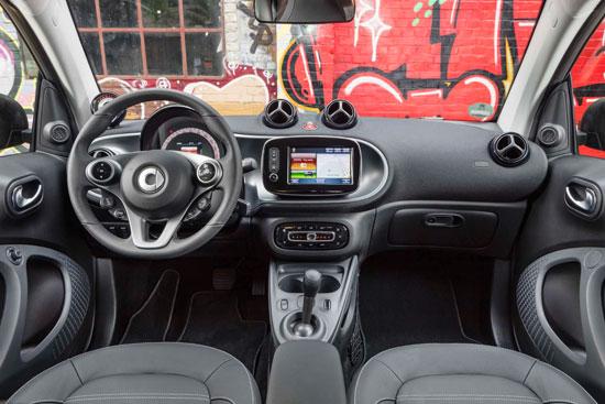 خودروهای کوچک شیک و مدرن برای شهرهای بزرگ