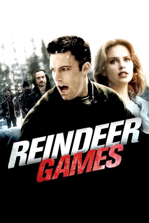 دانلود رایگان دوبله فارسی فیلم این گروه وحشی Reindeer Games 2000