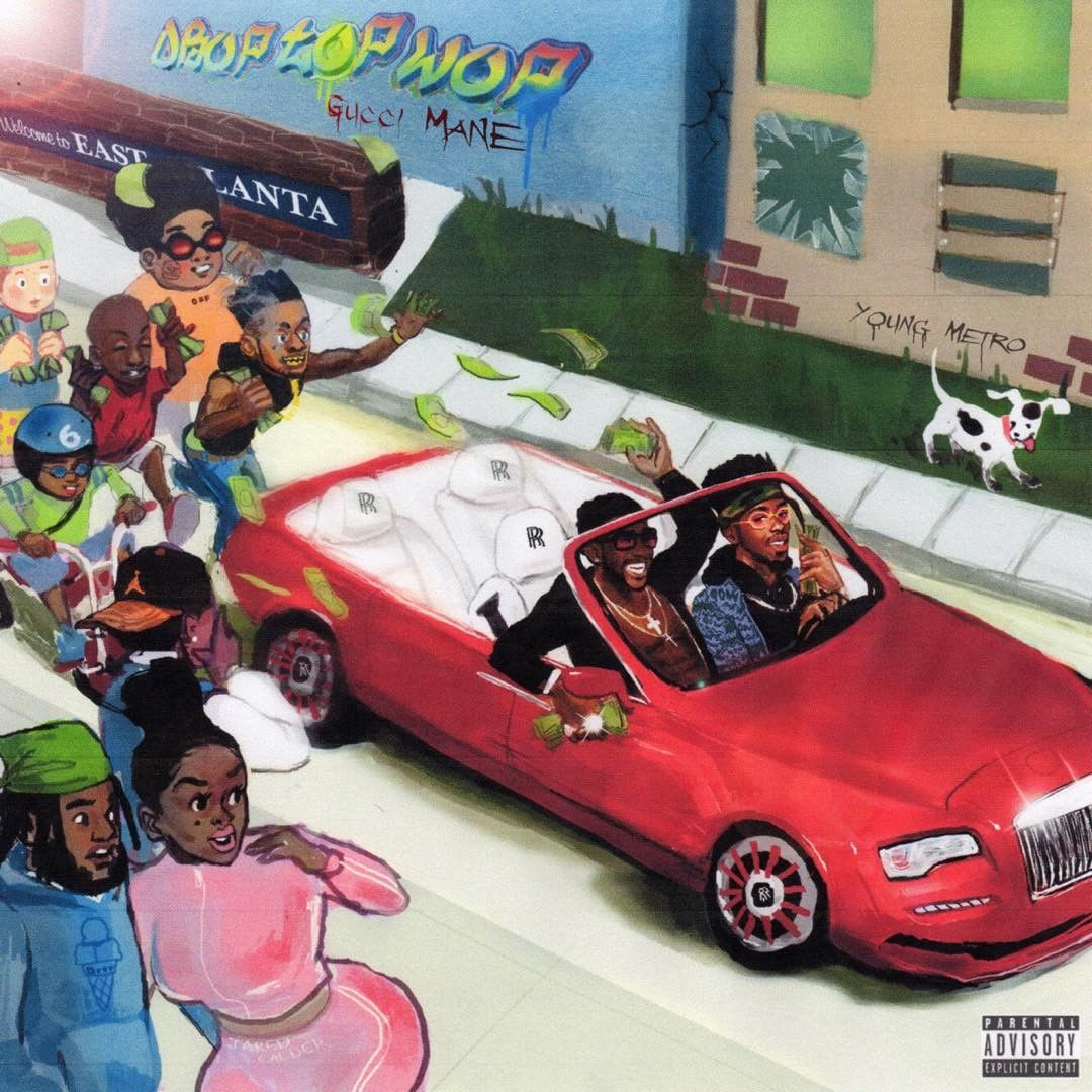 دانلود آهنگ جدید Gucci Mane به نام Hurt A Nigga Feelings