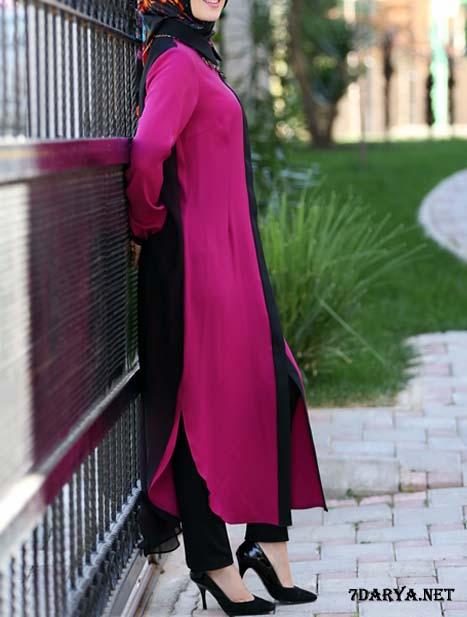 مدل مانتو مجلسی بلند زنانه 2017