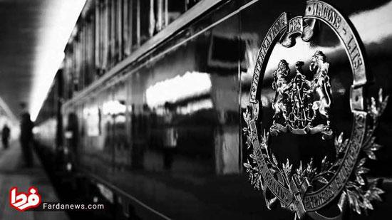 تصاویر تاریخی از راهآهن محبوب هنرمندان و سران جهان