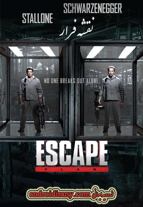 دانلود فیلم دوبله فارسی نقشه فرار Escape Plan 2013