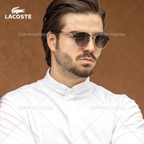 عینک Lacoste مدل Elon  - عینک آفتابی مردانه لاگوست