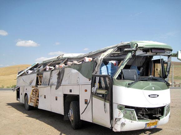 انتخاب اتوبوسی و قسم حضرت عباس