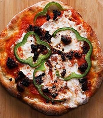 پیتزا تنوری در خانه