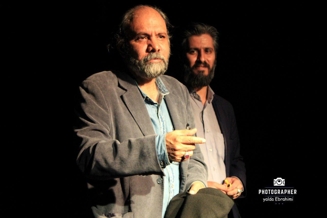 امیردژاکام زنگ افتتاح نمایش «خواب آلودگی» را نواخت