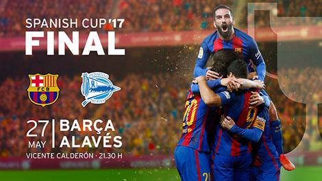 نتیجه بازی بارسلونا و آلاوز 7 خرداد 96 + خلاصه بازی