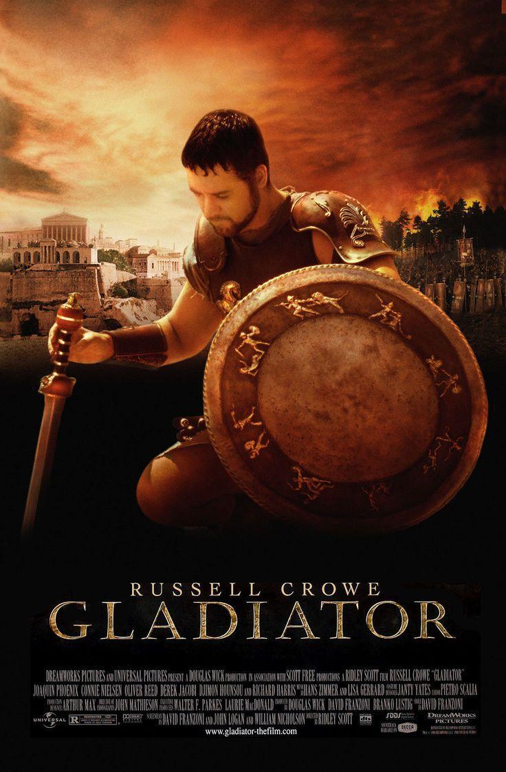 gladiator 1 دانلود فیلم Gladiator 2000 : کیفیت ۴K UHD BluRay REMUX HDR با حجم ۲۸ گیگابایت اضافه شد