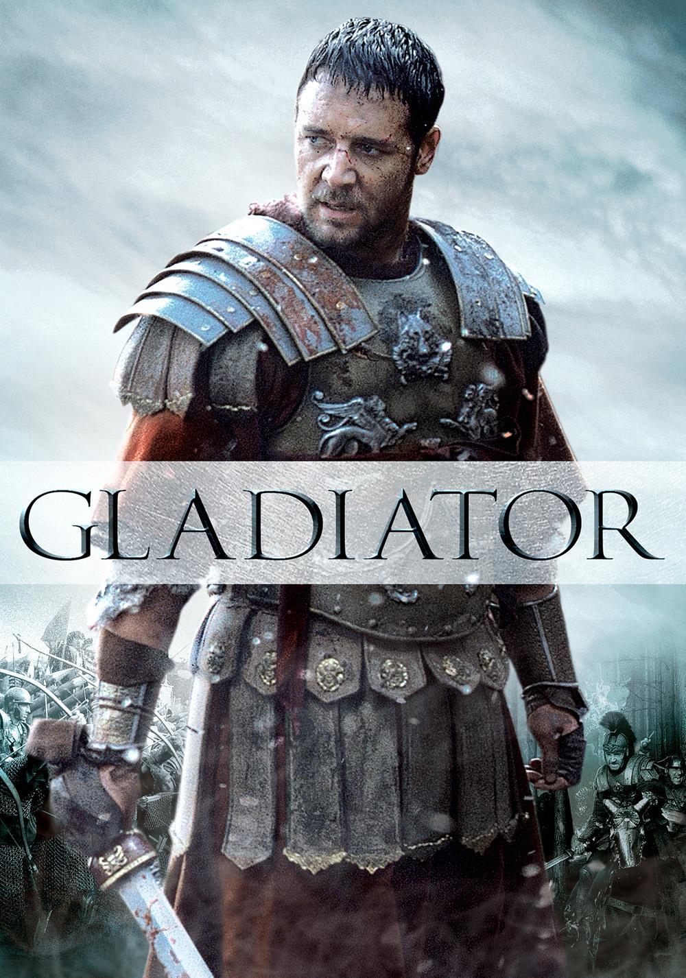 gladiator 2 دانلود فیلم Gladiator 2000 : کیفیت ۴K UHD BluRay REMUX HDR با حجم ۲۸ گیگابایت اضافه شد